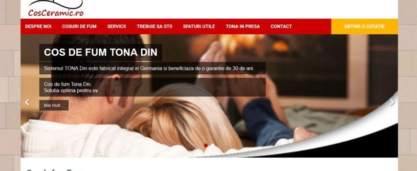 Cosceramic.ro – Site companie producatoare de cosuri de fum