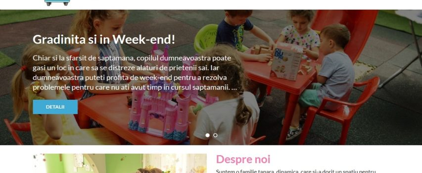 Gradinita Scooby and friends.ro – Site prezentare gradinita