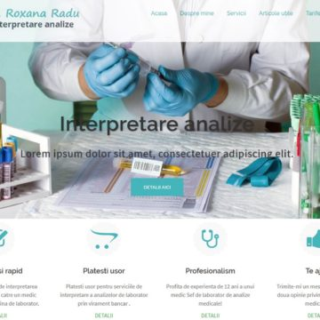 Interpretare-analize.ro – Site medical analize de laborator