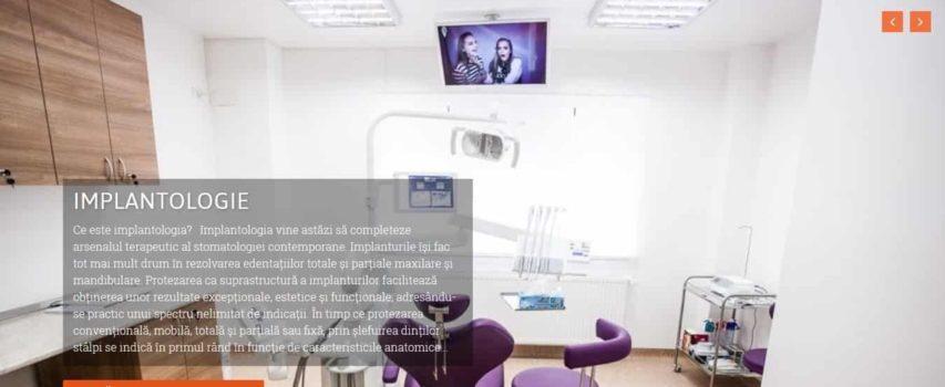 Rosettident.ro – Site de prezentare clinica stomatologica
